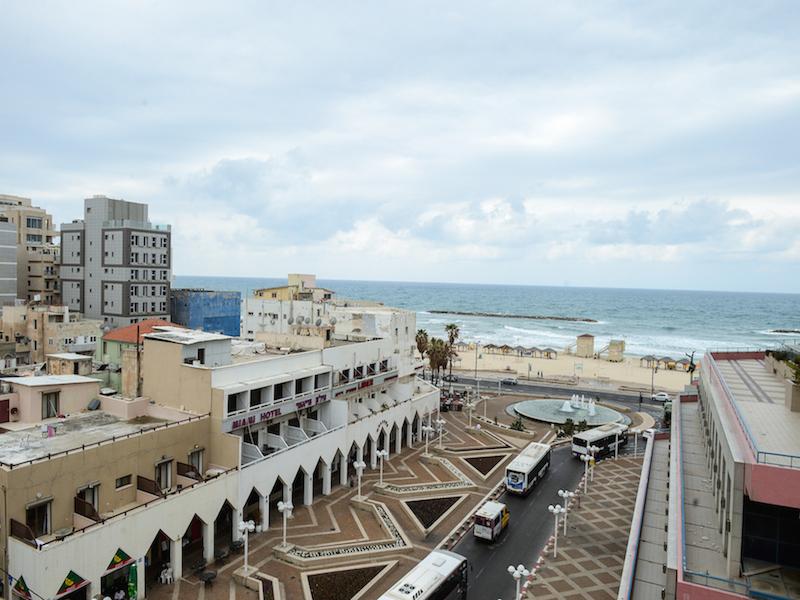 Hayarkon Beach View Duplex Apt - #15